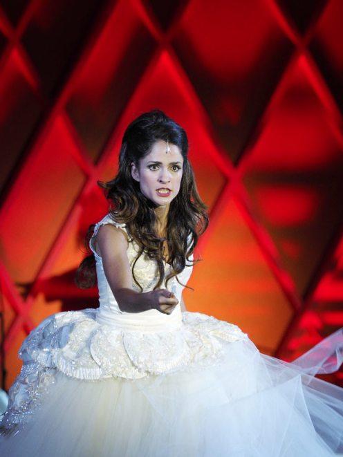 Elena Sancho Pereg (c) Armin Bardel