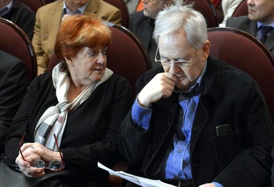 Gyürey Vera és Szabó István