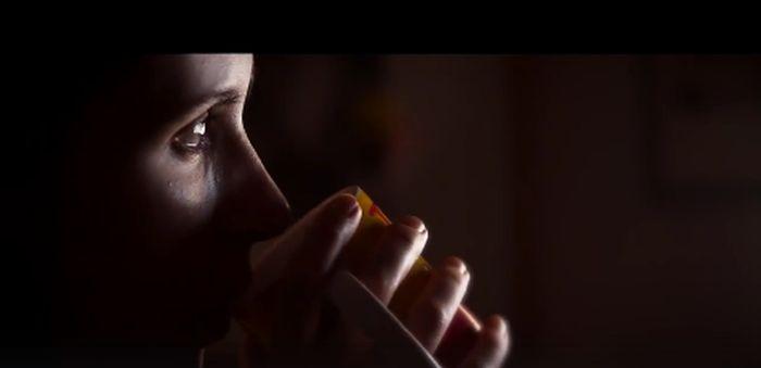 Filmkocka a tizedik helyezett, Fábián Franciska és Kicsiny Győző klipjéből