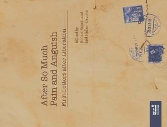 Holokauszttúlélők első leveleit adták ki