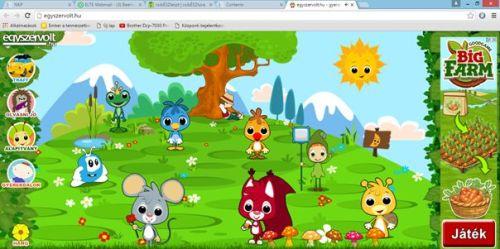 IKT játkos oldalak iskolásoknak