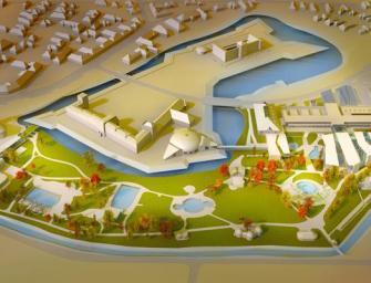 A gyulai strand is költözik a nagyszabású Szigeterőd turisztika projekt miatt