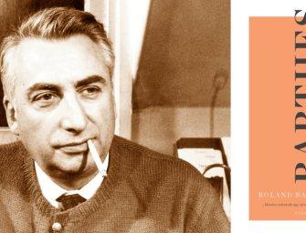 Roland Barthes nem harap!