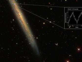 Ezerszer fényesebb csillagra bukkantak, mint amit eddig lehetségesnek hittek