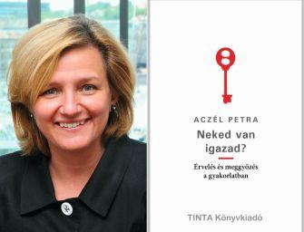 Aki hallgat, az is beszél – interjú Aczél Petrával a kommunikáció világáról