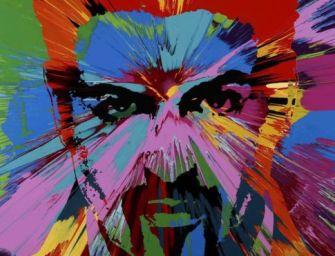 166 millióért kelt el a hobbifestékkel készült George Michael-portré