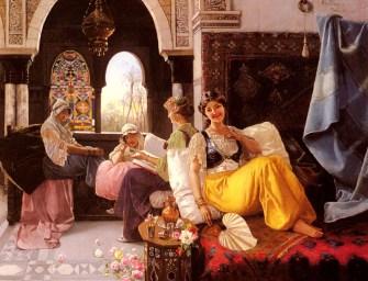 Mitől lehettek annyira elcsigázva a szaúdi király háremében élő nők?