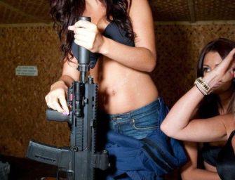 Katonalányok meztelen fotói miatt áll a bál