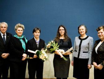 Nők, akiket díjazott a tudományos világ