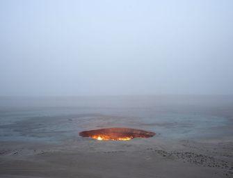 Megnyitották a pokol bejáratát Japánban