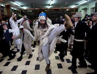 Nézd meg legrészegebb zsidó ünnep képeit!