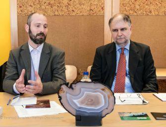 Szenzációs felfedezés: új ásványra bukkant egy amatőr kutató Rudabányán