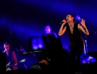 A Depeche Mode megint Budapesten!