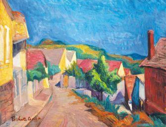 Egy csodálatos magyar festő, aki Matisse növendéke volt