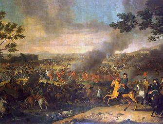 Ezt tálalták Nagy Péter cárnak a győztes poltavai csata után