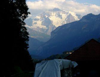 Még néhány évtized és eltűnnek a svájci gleccserek
