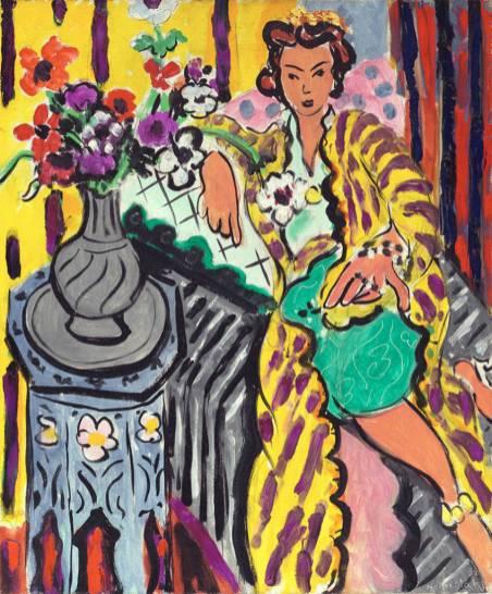 Sárga odaliszk, 1937