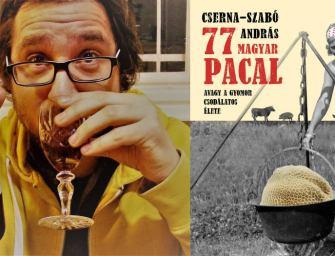 Cserna-Szabó bevitt egy komoly gyomrost…