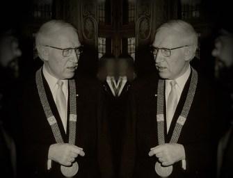 Hogyan lett a náci tudósból egyetemi rektor a hetvenes években?