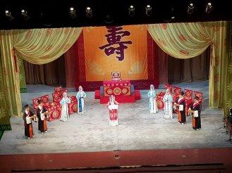 A Mei Lanfang opera színpada