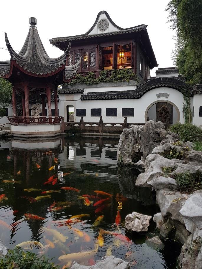 Aranyhal, pagoda, sziklakert – tiszta Zen