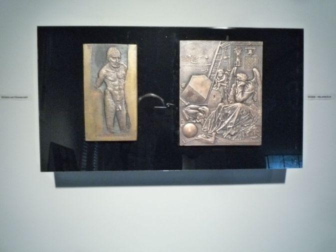 Dürer Aktönarckép - Dürer Melankólia