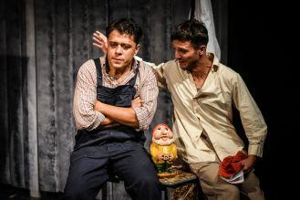 Crespo Rodrigo, Mikola Gergő. Fotó: Jászai Mari Színház, Prokl Violetta