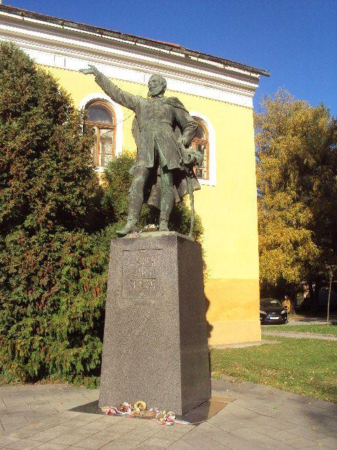 Kossuth, Rozsnyó, ma