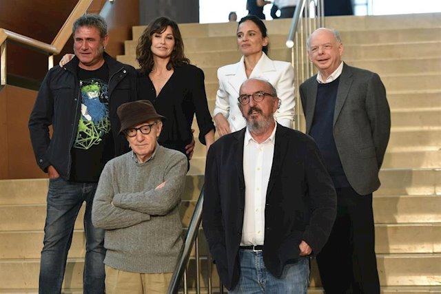 Woody Allen új filmje a San Sebastián-i filmfesztiválon játszódik és…