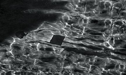 Kovács Bodor Sándor: Víz alatt úszó