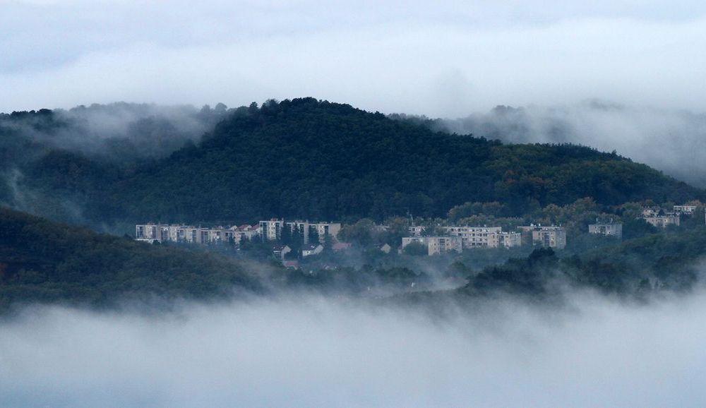 A nap fotója: Októberi ködpára