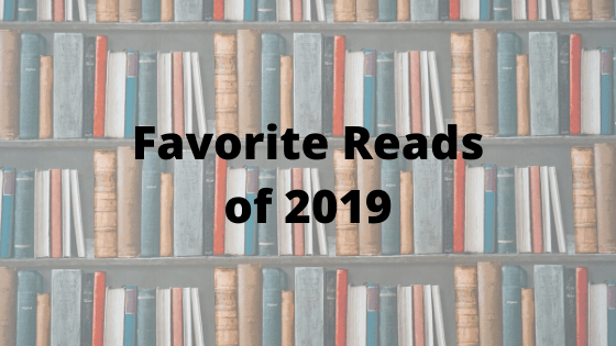 Favorite Young Adult Books of 2019