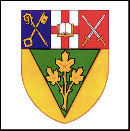 Ecclesiastical Province of Ontario Coat of Arms