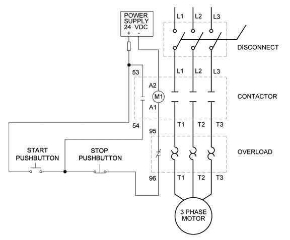 Full voltage non reversing 3 phase motors?resize=576%2C477 diagrams 651878 baldor motor wiring diagrams 3 phase wiring 3 phase motor wiring at bayanpartner.co