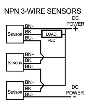 Npn Wiresensors on Electrical Wiring Diagram Flash Cards