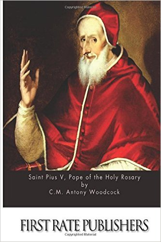 Book Cover: Saint Pius V, Pope of the Holy Rosary