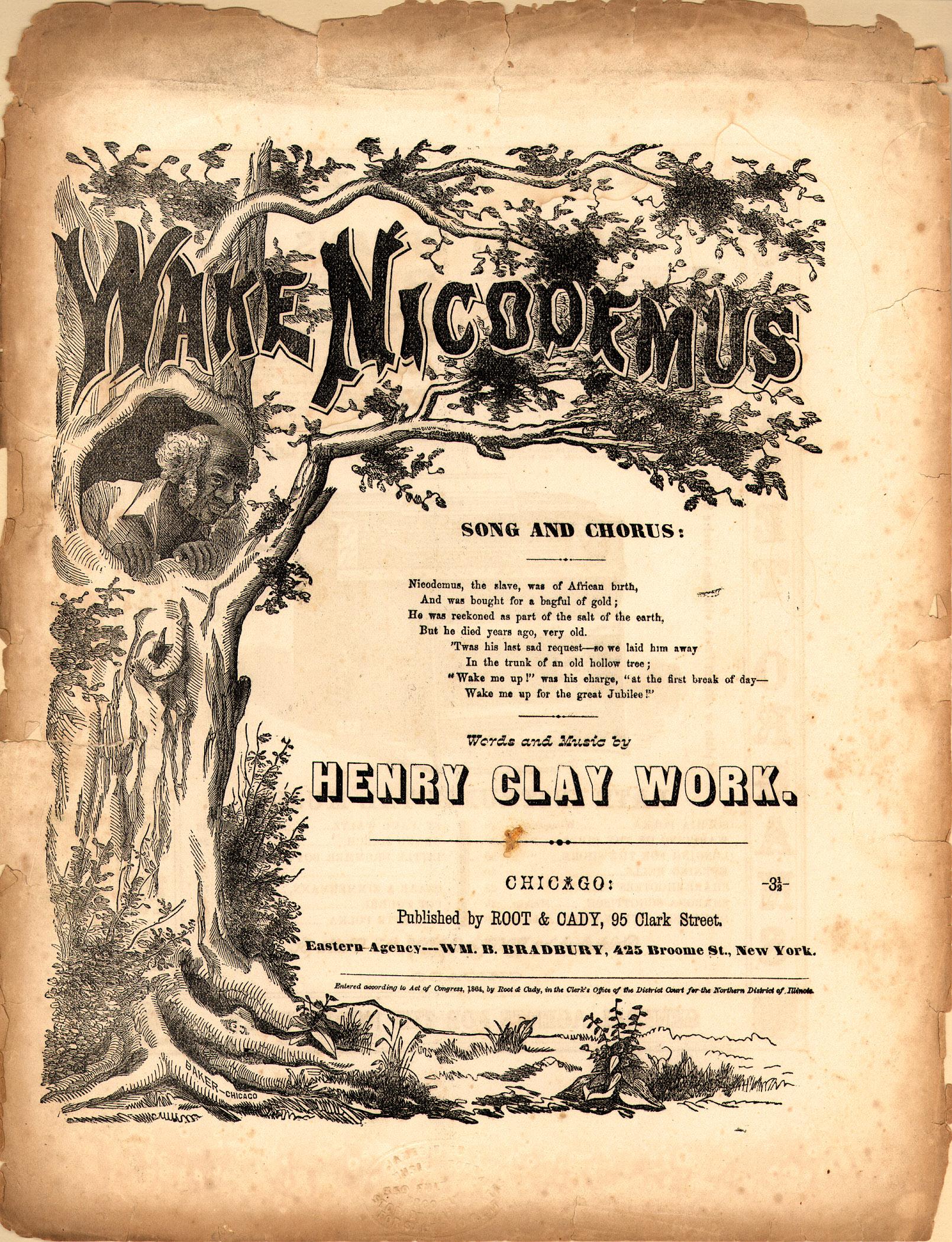 150dpi JPEG image of: Wake Nicodemus