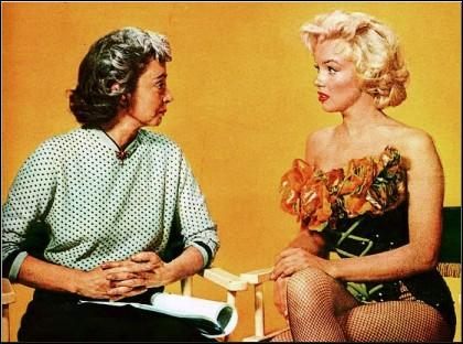 Lytess and Monroe