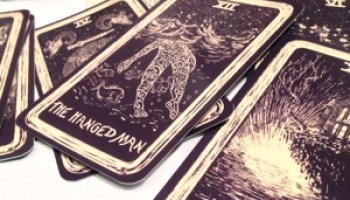 Ambigram Tarot - The Hermetic Library Blog