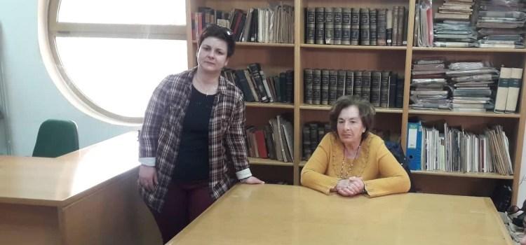 Η Δημοτική μας Βιβλιοθήκη φιλοξενεί καθημερινά συμπολίτες μας όλων των ηλικιών και εκπαιδευτικών βαθμίδων