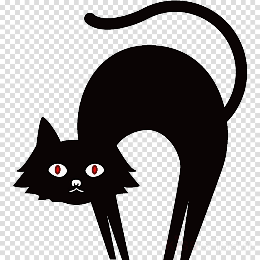 Halloween black and white halloween cat clipart black and white halloween clipart black and white filsize: Black Cat Halloween Cat Clipart Black Cat Cat Small To Mediumsized Cats Transparent Clip Art
