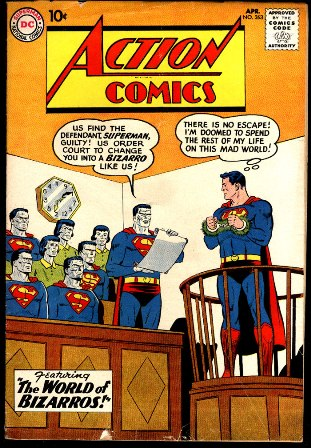 The Courtroom in Comics: Superheroes | Lillian Goldman Law ...