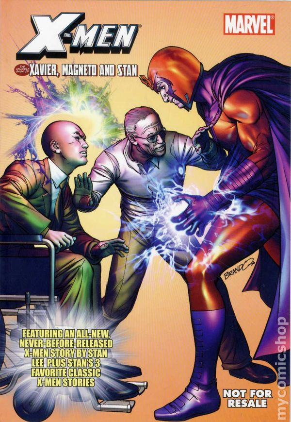 Image result for x men comics of xavier, magneto and charles