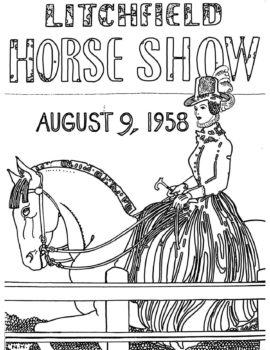 LitchfieldHistSoc_Horse Cover