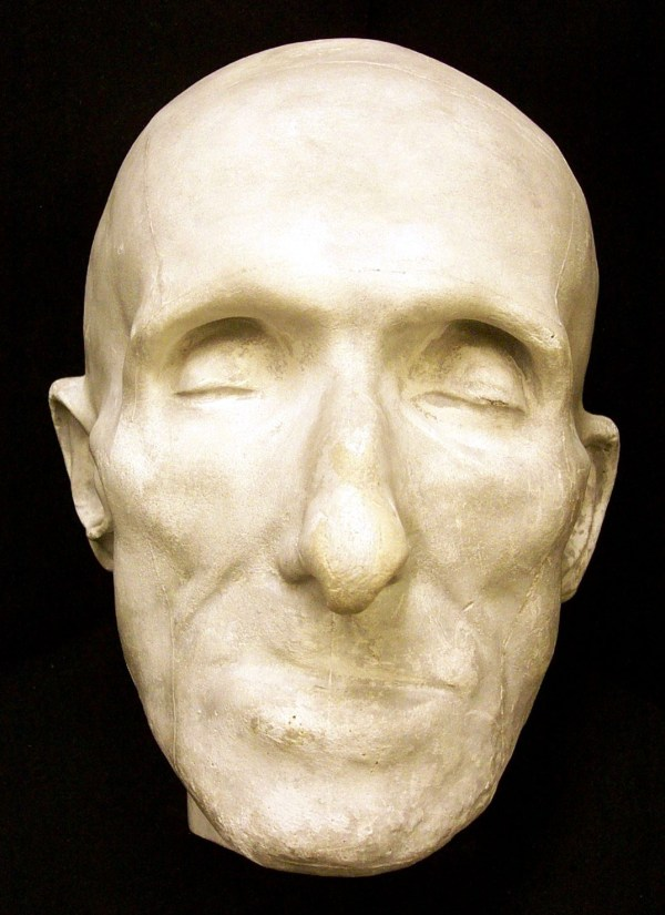 Famous Life and Death Masks * on Pinterest | Masks, Death ...