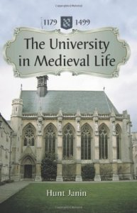 The University in Medieval Life
