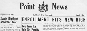 Point News 1961