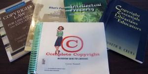 Copyright books