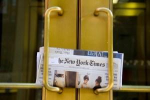 NY Times on Doorway