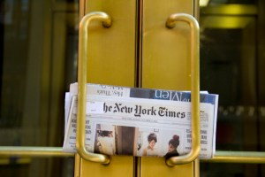 NY Times on Doorway